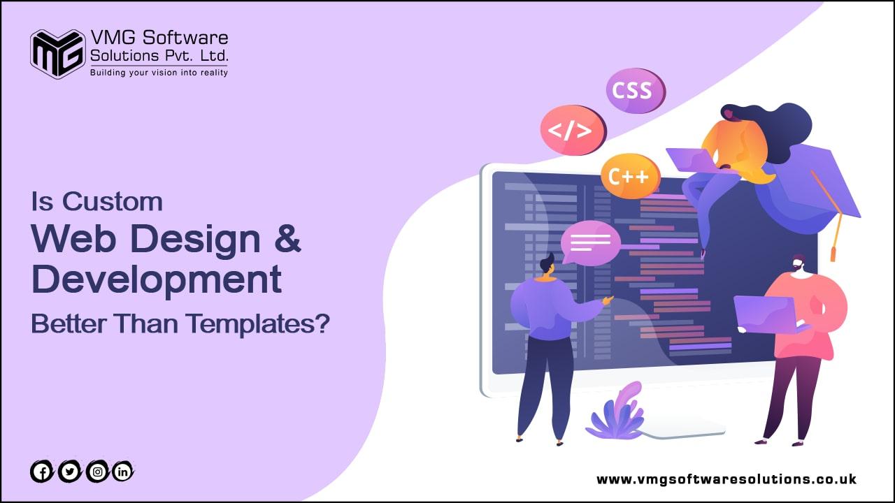 Custom Web Design & Development